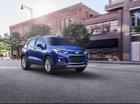 Chevrolet Trax 2017 ra mắt với thiết kế và trang bị nâng cấp