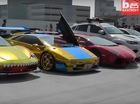 Mãn nhãn với dàn siêu xe Lamborghini độ trị giá hơn 227 tỷ Đồng