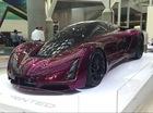 Làm quen với siêu xe in 3D đầu tiên trên thế giới Divergent Blade