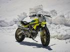 """Ducati Scrambler Artika - """"Chiến binh"""" chạy trên đường tuyết"""