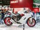 """Ducati Supersport 2017 - """"Hoa hậu"""" của triển lãm EICMA 2016"""