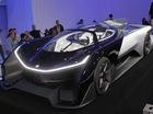 Siêu xe hơn 1.000 mã lực Faraday Future FFZERO1 trình làng