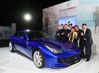 Siêu xe Ferrari GTC4 Lusso T cập bến Đông Nam Á