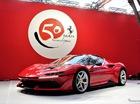 """Chiêm ngưỡng siêu xe Ferrari J50 trị giá 55,77 tỷ Đồng """"bằng xương, bằng thịt"""""""