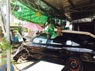 Bình Dương: Ăn trộm xe của bà chủ tiệm vàng rồi gây tai nạn liên hoàn
