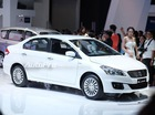 """Gian hàng Suzuki: Xe sedan Ciaz là """"át chủ bài"""""""