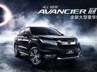"""Honda công bố thêm thông tin """"hot"""" của SUV đầu bảng Avancier"""