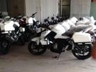 Lộ ảnh lô xe Honda CB300F mới được cho là của cảnh sát Việt Nam
