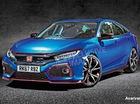 Honda Civic Type R thế hệ mới lộ diện sớm
