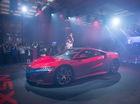 Siêu xe Honda NSX chính thức ra mắt Đông Nam Á, giá từ 14,8 tỷ Đồng