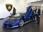 1 trong 50 chiếc siêu xe Lamborghini Aventador Miura Hommage đã có chủ