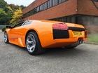 Đây có thể là chiếc Lamborghini Murcielago chạy nhiều nhất thế giới