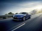 Lexus LC 500h: Thể thao và tiết kiệm nhiên liệu