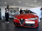 Tiền đạo Mario Balotelli mua xe thể thao mới giá 2 tỷ Đồng