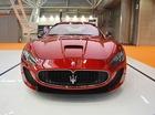 Maserati GranTurismo MC Stradale Centennial Edition tái xuất