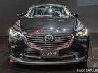 Làm quen với một Mazda CX-3 thể thao hơn