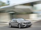 Xe sang công nghệ cao Mercedes-Benz E-Class 2017 ra mắt