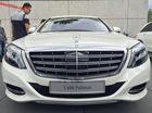 Limousine Mercedes-Maybach S600 Pullman đầu tiên đặt chân đến Trung Quốc