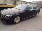 """Thợ Việt """"mổ"""" Mercedes-Maybach S600 để lấy phụ kiện đem bán"""