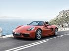 """Porsche 718 Boxster ra mắt, mạnh mẽ và """"cơ bắp"""" hơn"""