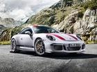 """""""Cháy hàng"""", xe thể thao Porsche 911R đội giá gấp 7 lần"""