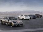 Porsche Panamera 2017 đã ra mắt Việt Nam có thêm bản rẻ nhất