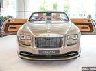Rolls-Royce Dawn chính thức ra mắt Đông Nam Á, giá hơn 22 tỷ Đồng