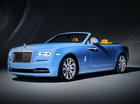 Rolls-Royce khoe chiếc xe mui trần Dawn cá nhân hóa tuyệt đẹp