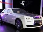 Rolls-Royce Ghost Eternal Love dành riêng cho Trung Quốc