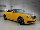 Rolls-Royce Wraith khoác bộ cánh ngoại thất gây tranh cãi