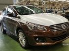 Suzuki Ciaz, đối thủ của Toyota Vios và Honda City, có giá 580 triệu Đồng tại Việt Nam