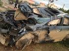 Quảng Ninh: Mazda CX-5 lật nhiều vòng trong đêm, 5 người thương vong