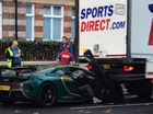 Siêu xe hiếm McLaren MSO HS gặp nạn sau hơn 1 tháng tìm thấy chủ