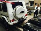 Tai nạn hy hữu: Hai chiếc Mercedes-Benz G500 2017 của cùng một đại lý đâm nhau