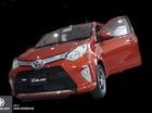 Xe gia đình Toyota Calya mới dần được hé lộ, giá từ 218 triệu Đồng