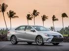 Toyota Camry 2017: Thêm trang bị, giữ nguyên giá bán
