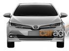 """Rò rỉ """"ảnh nóng"""" của Toyota Corolla 2017 sắp ra mắt"""