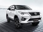 Toyota trình làng phiên bản thể thao của Fortuner thế hệ mới