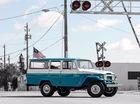 Toyota Land Cruiser 1967 được phục chế thành xe đẹp như mới