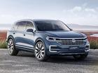"""Xem trước SUV cỡ lớn, cao cấp và """"ăn"""" xăng như xe ga của Volkswagen"""