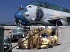 Máy bay Không lực 1 và limousine của Tổng thống Mỹ Donald Trump sẽ trông như thế này?