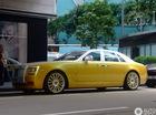 Cận cảnh Rolls-Royce Ghost độc của tỷ phú Hồng Kông Stephan Hung