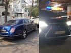"""Xuất hiện Bentley Mulsanne chung biển """"tứ quý 9"""" với Lexus RX350"""