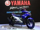 Xe ga Yamaha NVX 155 tiếp tục ra mắt Đông Nam Á