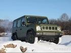 Xe Humvee của Trung Quốc không đủ tiêu chuẩn chiến đấu