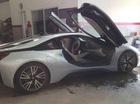 """BMW i8 của con đại gia vé số vào Sài Gòn """"khám bệnh"""""""