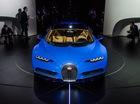 """Lần đầu nghe tiếng """"gầm"""" đầy uy lực của Bugatti Chiron"""