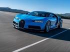 """""""Tân vương"""" Bugatti Chiron chính thức ra mắt, giá từ 2,6 triệu USD"""