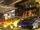 """Cận cảnh dàn siêu xe hơn 130 tỷ Đồng mừng kỷ niệm ngày cưới của đại gia Minh """"Nhựa"""""""