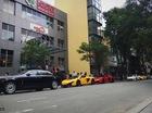 Tắc đường vì siêu xe: chuyện hiếm thấy nhưng có thật tại Việt Nam